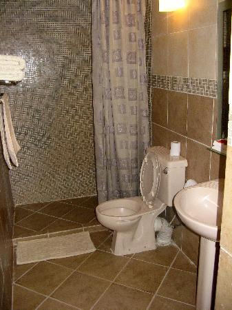 Godial's Bed & Breakfast: Bathroom