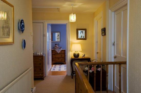 Wraxall, UK: Upstairs landing