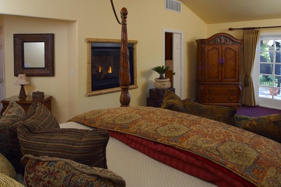 Honor Mansion, A Wine Country Resort: Vineyard Suite IV