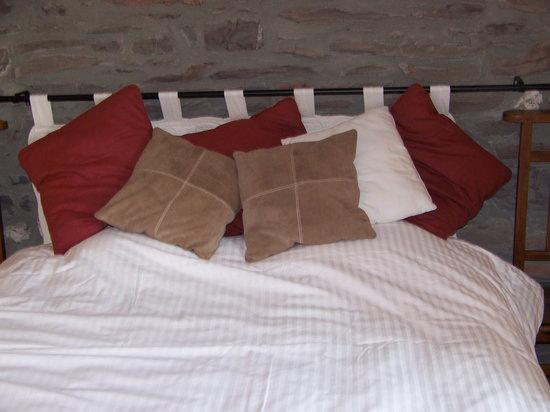 Saint-Hubert, Belgio: La chambre où nous avons dormi à l'Atelier