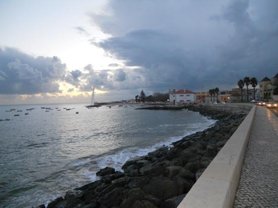 Hotel Solar Palmeiras: Promenade
