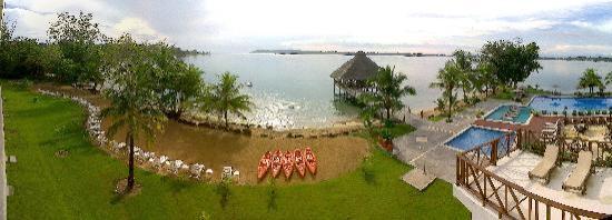 Playa Tortuga Hotel Beach Resort View Of The Sea From Balconies