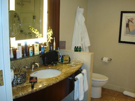Sofitel New York: Bathroom 2