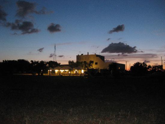 Agriturismo Tenuta Chianchizza: Chianchizza by night
