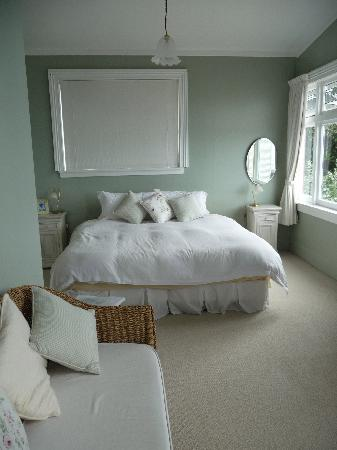 Seaview Lodge: such a nice bedroom
