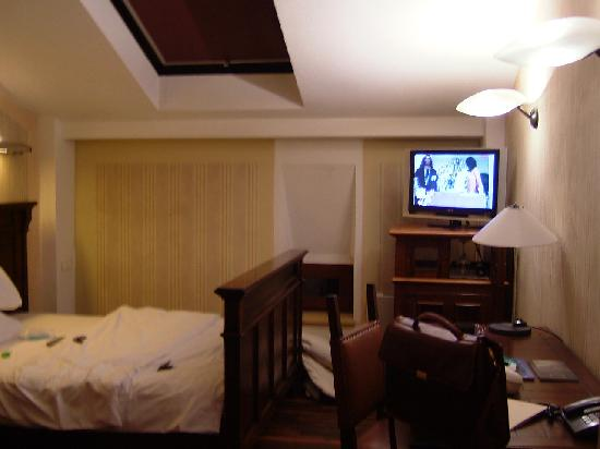 Hotel Copernicus: bedroom