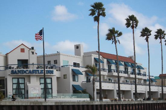 Sandcastle Hotel On The Beach Inn From