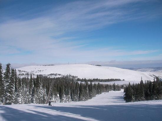 Pomerelle Mountain Resort: Wonderful Views