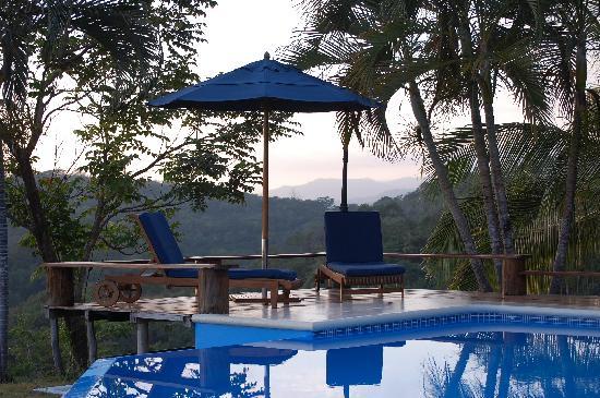 Playa San Miguel, Costa Rica: piscina