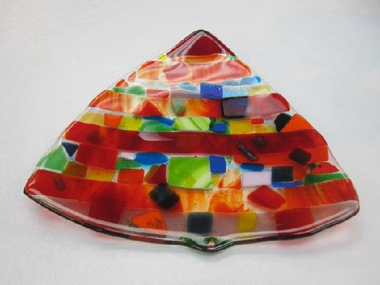The Glass Palette - Interactive Glass Art Studio: Created by a customer from Maryland