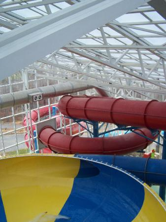 Big Splash Adventure Resort: More slides