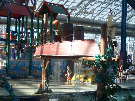 Big Splash Adventure Resort: lazy river