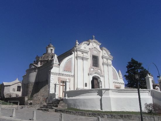 Alta Gracia, Kirche der Estancia