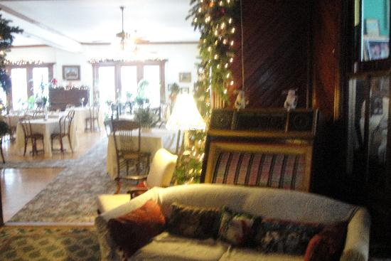 Washington Irving Inn: Dinning Room