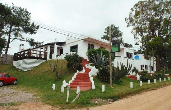 El Viajero Manantiales Beach Hostel