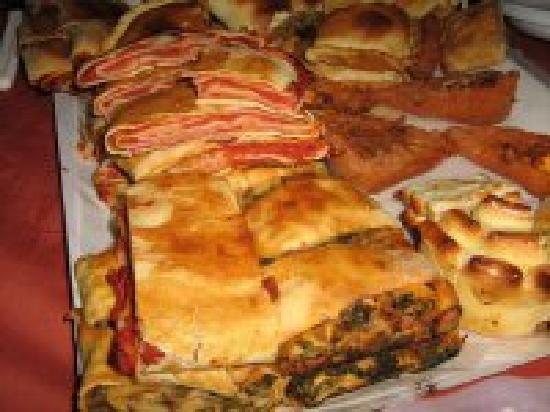 Partinico, Italia: Ottima cucina siciliana
