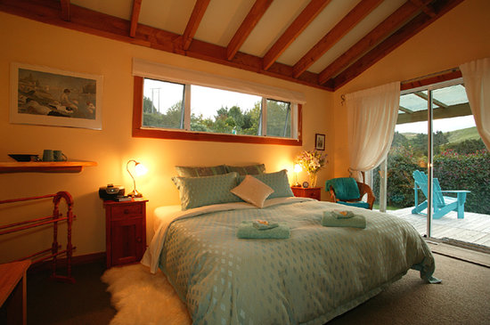 Westwind Homestay : PAUA KING SIZE ENSUITE ROOM