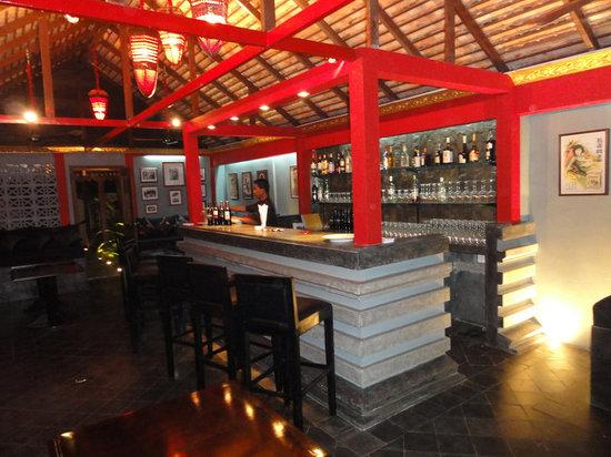 The SAMAR Villa & Spa Resort: Fou Nan Garden Bar du Samar