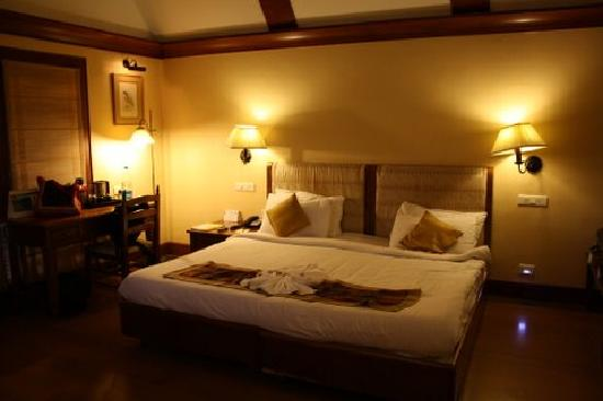 Club Mahindra Thekkady: Beautiful and spacious room