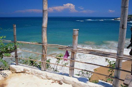 Posada del Arquitecto: terraza cabana Playa