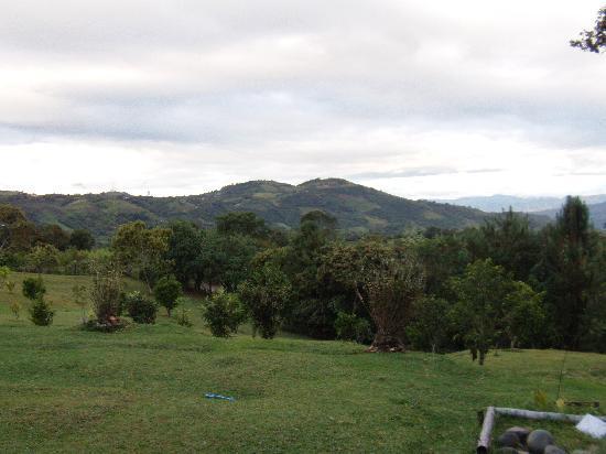 Finca El Cielo : Colombian Views