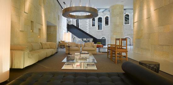 Mamilla Hotel: The Lobby