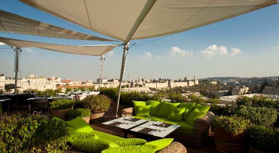 فندق ماميلا: Rooftop Restaurant