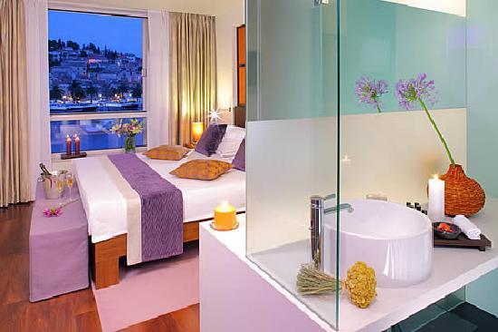 Adriana, hvar spa hotel: Adriana superior room