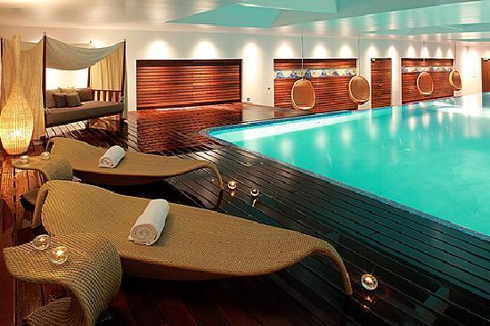 Adriana, hvar spa hotel: Adriana pool
