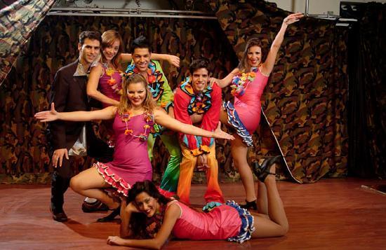 U Sunrise Club Eilat: Entertainment for children