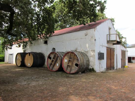 St Croix Estates: Picturesque shed