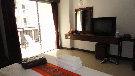 Thai Siam Residence: Room 204