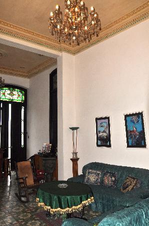 Casa Particular Sr. Wilfredo Carrasco: interno casa