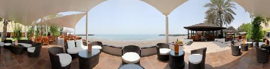 Breezes Restaurant Ocean Front at Hilton Fujairah Resort