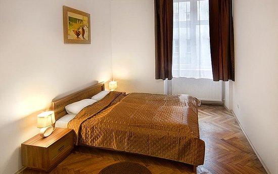 ApartmentsApart: 2Bedroom Flat Grodzka_Bedroom
