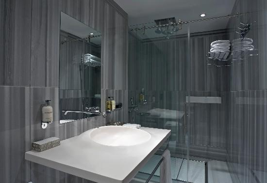Bathroom and marmara marble picture of witt istanbul for Bathroom suites direct