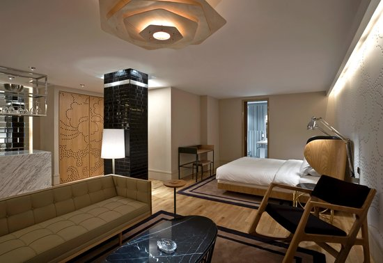 Witt Istanbul Suites: King Room