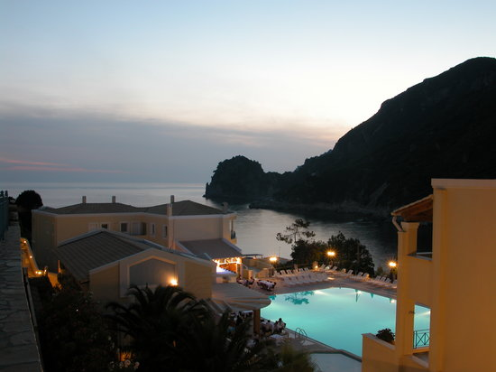 Ermones, Greece: ROCABELLA CORFU SUITE HOTEL & SPA