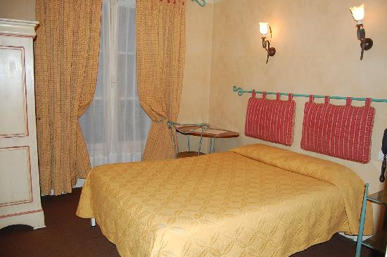 Port-Royal Hotel: Chambre double