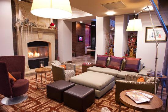 Casa Hotel: Lounge