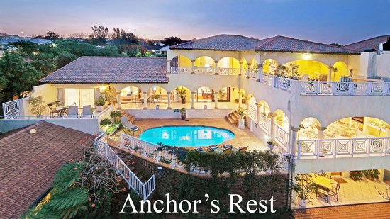 Anchor's Rest in the early evening