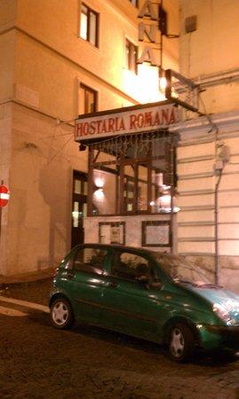 Hostaria Romana: Hostaria Roma