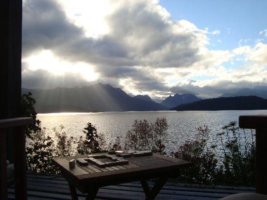 Luma Casa de Montana: Vista desde suite celeste