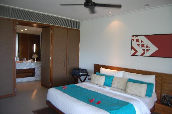 InterContinental Fiji Golf Resort & Spa: Our room