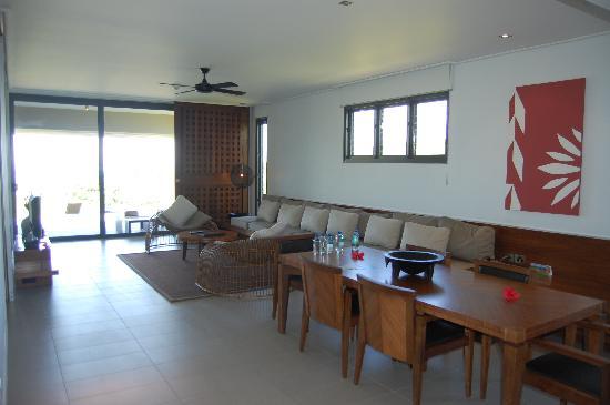InterContinental Fiji Golf Resort & Spa: Living room