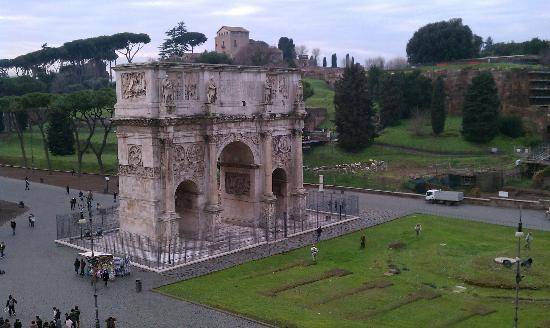 Ancient Rome: Arch of Constantine