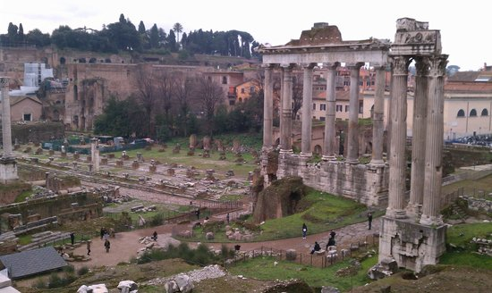 Province of Rome, Italie : Forum