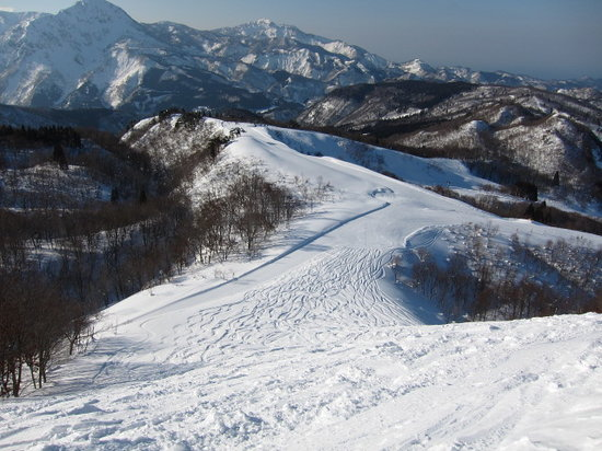Itoigawa Seaside Ski Resort