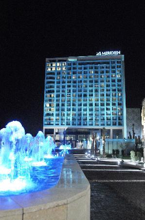 hotel entrance picture of le meridien oran hotel convention centre oran tripadvisor