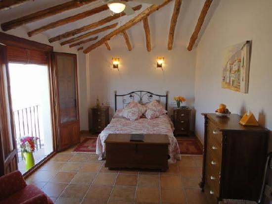 El Amparo: Romantic bedrooms